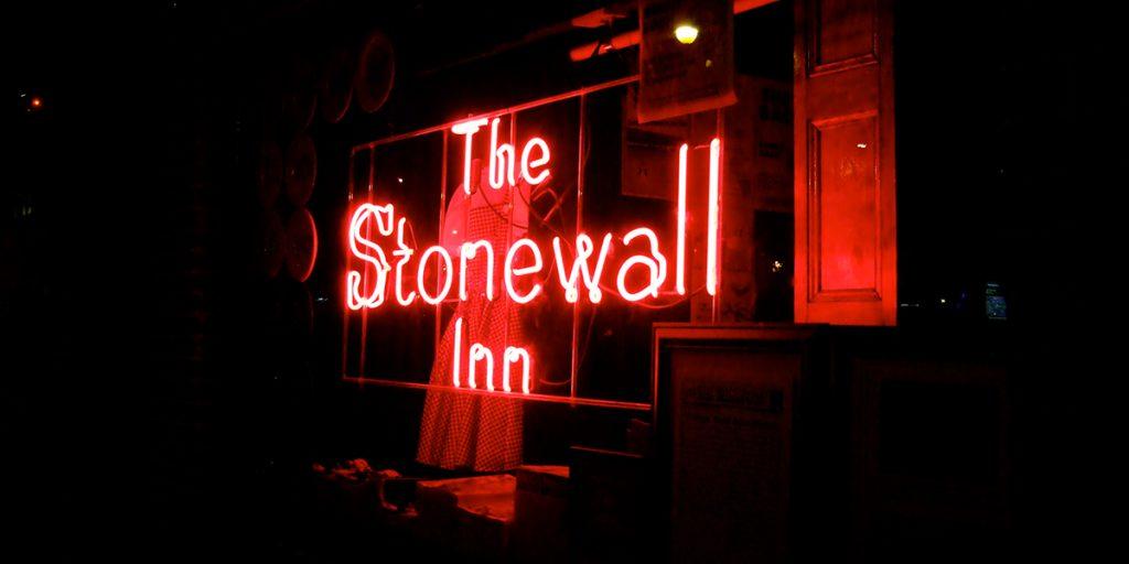 Insegna The Stonewall Inn